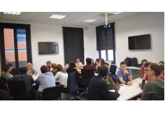 Foto Barcelona Technology School Bildungszentren