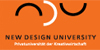 Privatuniversität der Kreativwirtschaft - New Design University